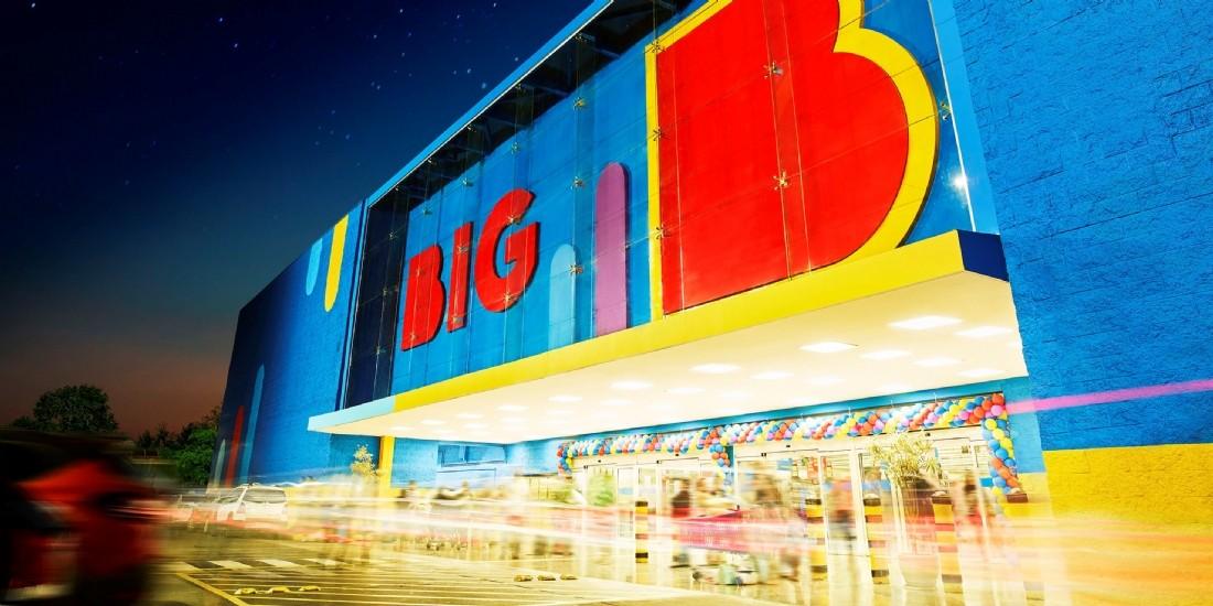 Carrefour consolide sa présence au Brésil avec le rachat de Grupo BIG