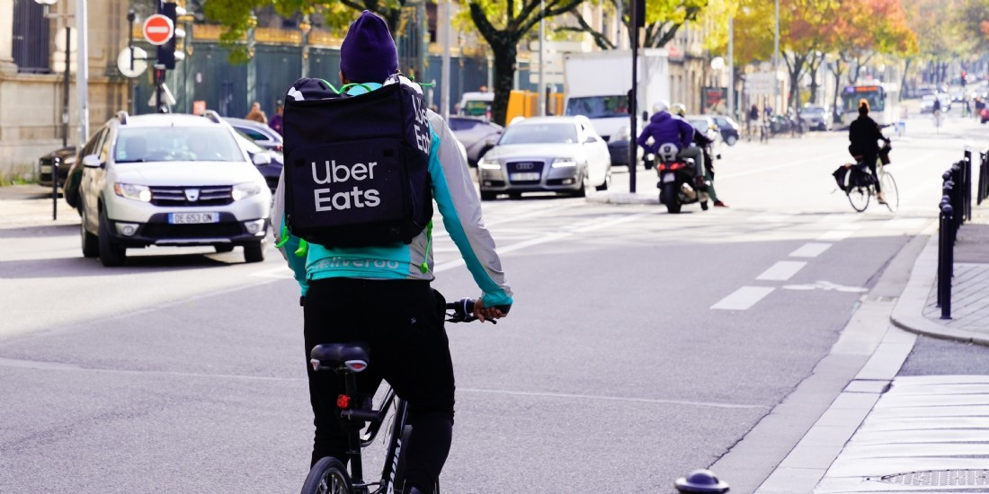 Le groupe Casino et Uber Eats s'associent