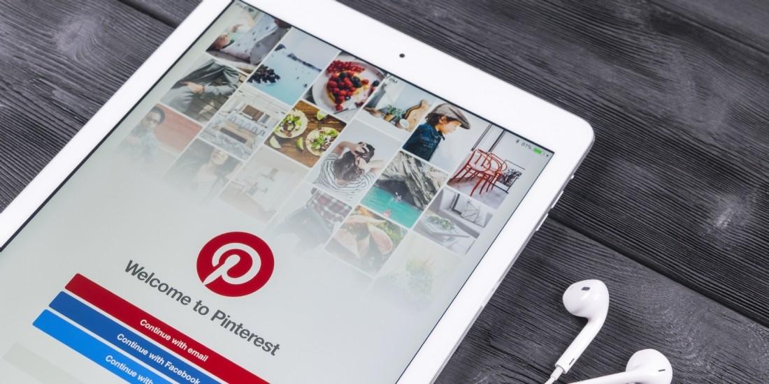 Pinterest se renforce dans le social commerce avec Shopify