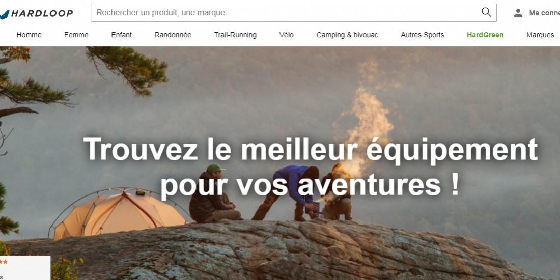 Hardloop, un site e-commerce neutre en carbone