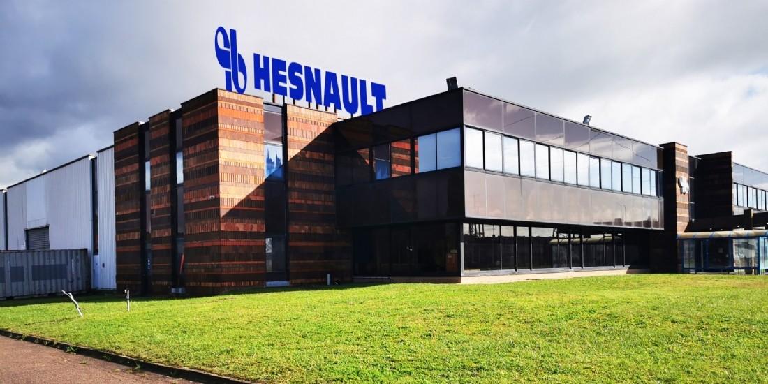 Logistique: le transitaire Hesnault se digitalise