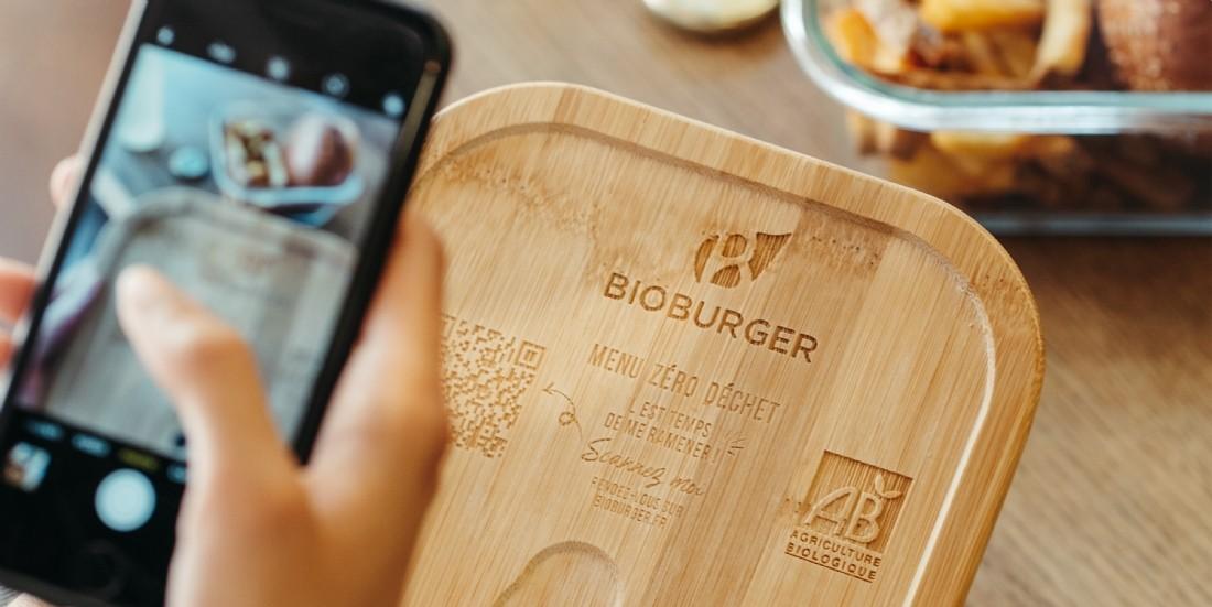 Uber Eats expérimente un système de consigne à Paris avec l'enseigne Bioburger