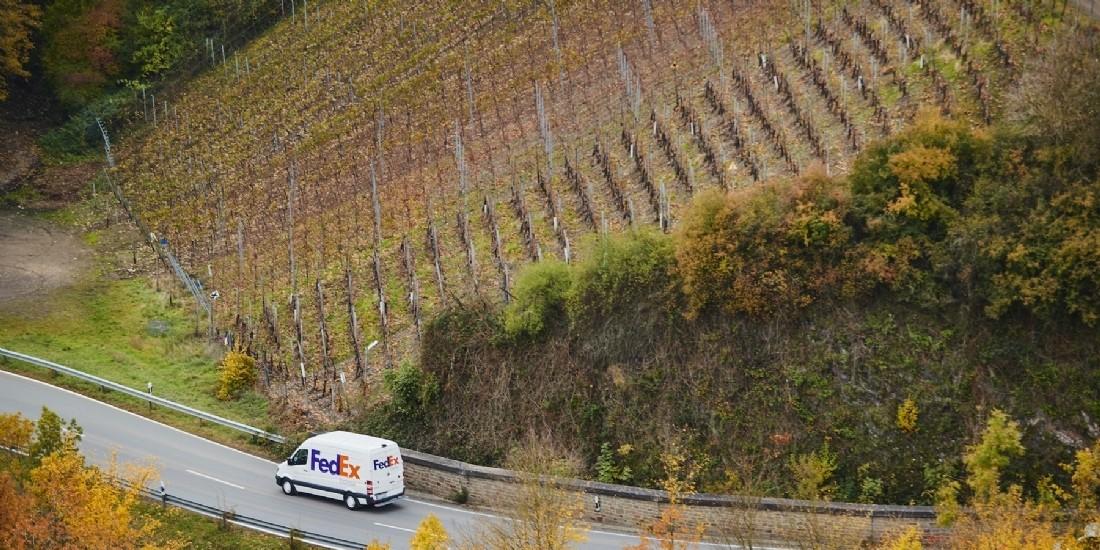 FedEx étend son service international avec livraison à jour défini en Europe