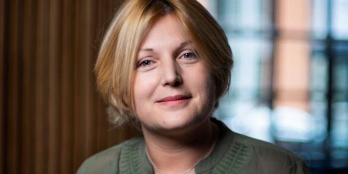 Amelie Poisson, Directrice Marketing& Relations Client La Redoute est élue ' femme du digital 2021'