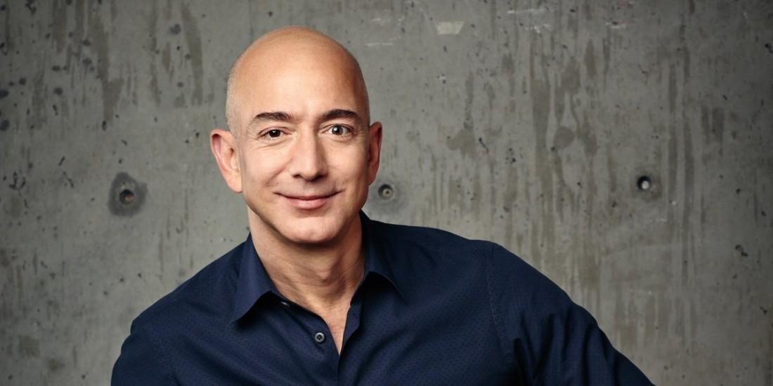 Jeff Bezos quitte -en partie- Amazon
