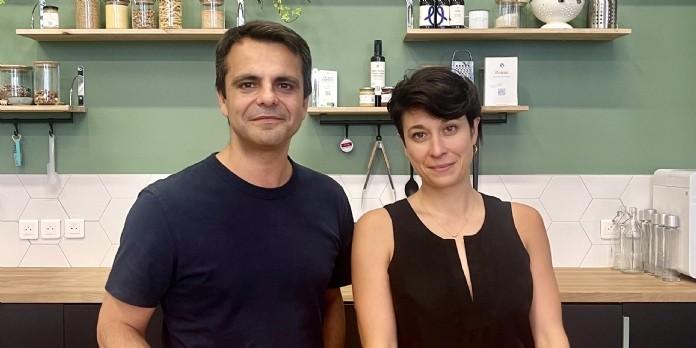 Omie & Cie, l'épicerie responsable