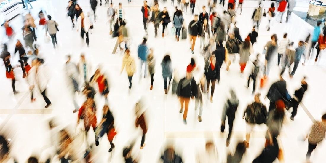 Le pass sanitaire en vigueur dans une centaine de centres commerciaux