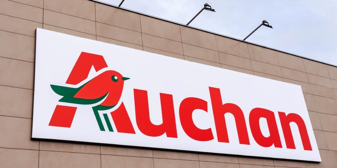 Auchan Retail en baisse mais une rentabilité en amélioration