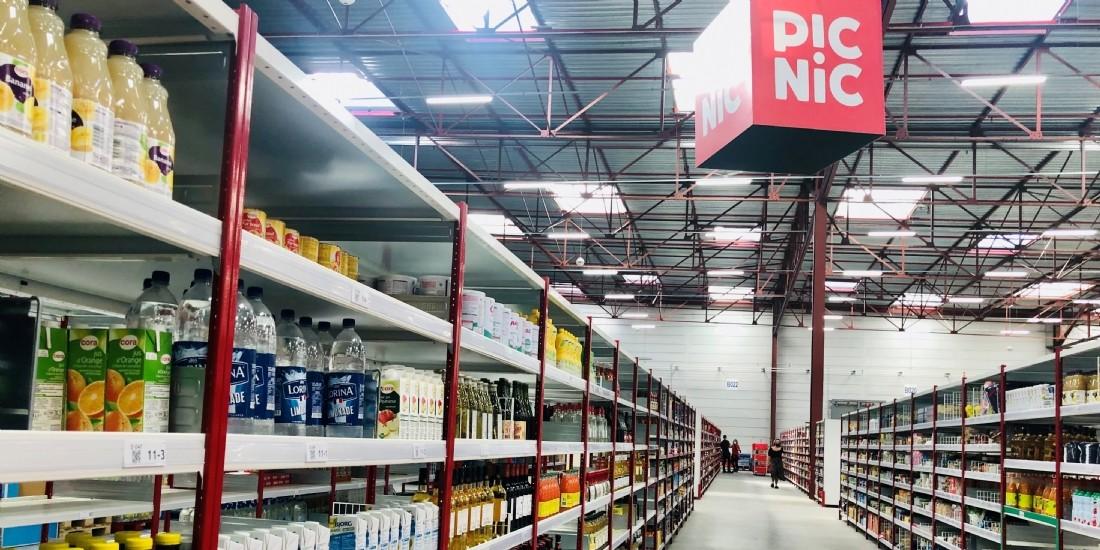 Le supermarché en ligne Picnic lève 600 millions d'euros pour accélérer son expansion internationale