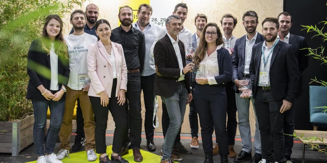 Paris Retail Awards: zoom sur les gagnants 2021