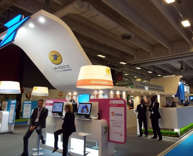 E commerce paris 2014 les 10 plus beaux stands du salon for Salon stand