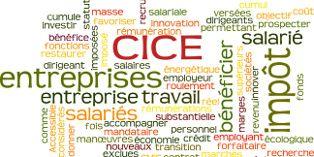 L'imputation du CICE se fait sur tout régime réel d'imposition des résultats de l'entreprise