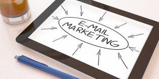 De la qualité du contenu de l'e-mail dépend la réussite de la campagne.
