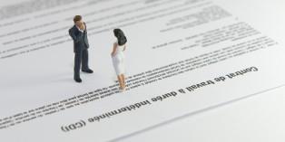 Le CDI ne fait pas mention du terme du contrat entre le salarié et l'entreprise.