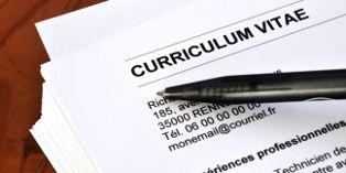 Les CV et motivations du chef d'entreprise et de son équipe donnent du relief au business plan.
