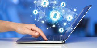 Internet permet de communiquer en direct avec ses clients.