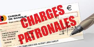 Les charges patronales ponctionnent une part importante des salaires versés par l'entreprise.