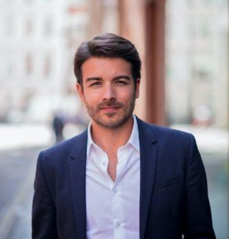 Franck Monsauret directeur général Europe du Sud d'Outbrain
