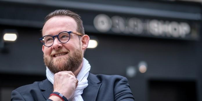 Christopher Jones nommé nouveau président de Sushi Shop